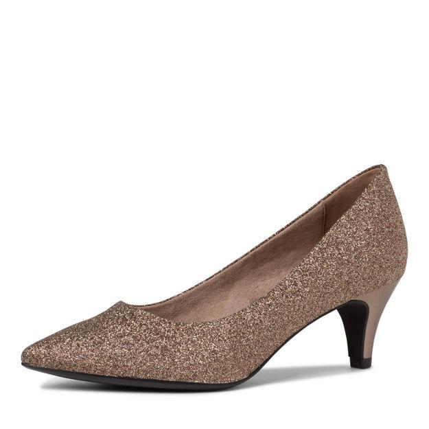 Slika Ženske cipele Tamaris 22415 old gold glam