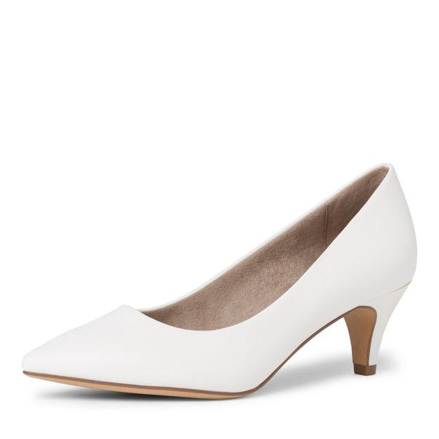 Slika Ženske cipele Tamaris 22495 white matt