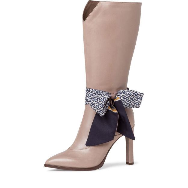 Slika Ženske čizme 25506 taupe
