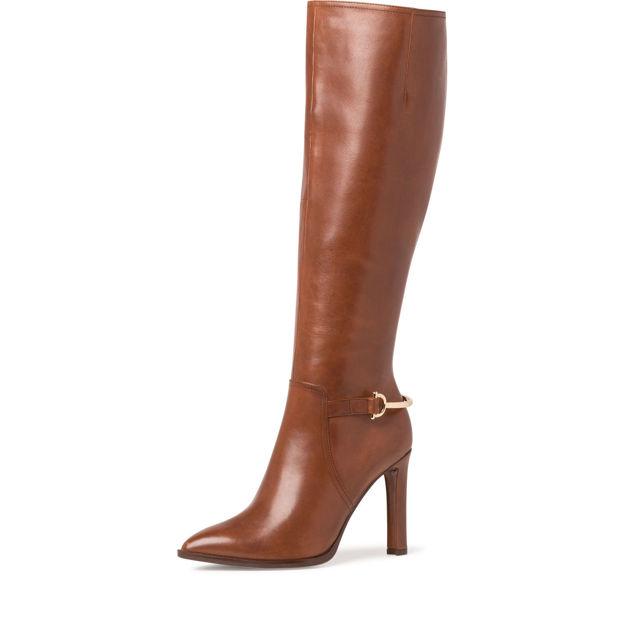 Slika Ženske čizme Tamaris 25507 brandy
