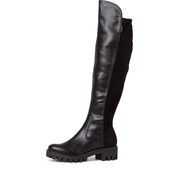 Slika Ženske čizme Tamaris 25605 black