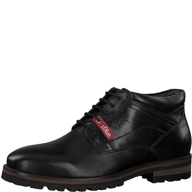 Slika Muške cipele S Oliver 15202 black x
