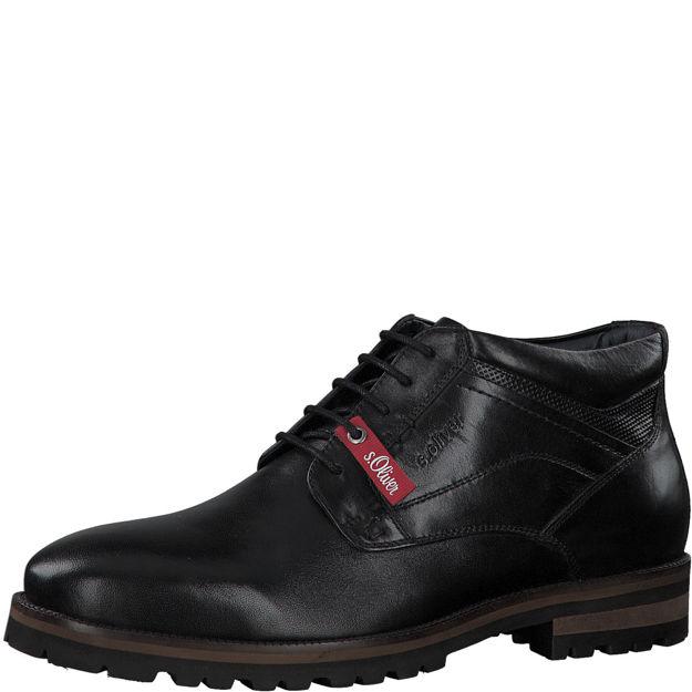 Slika Muške cipele S Oliver 15202 black
