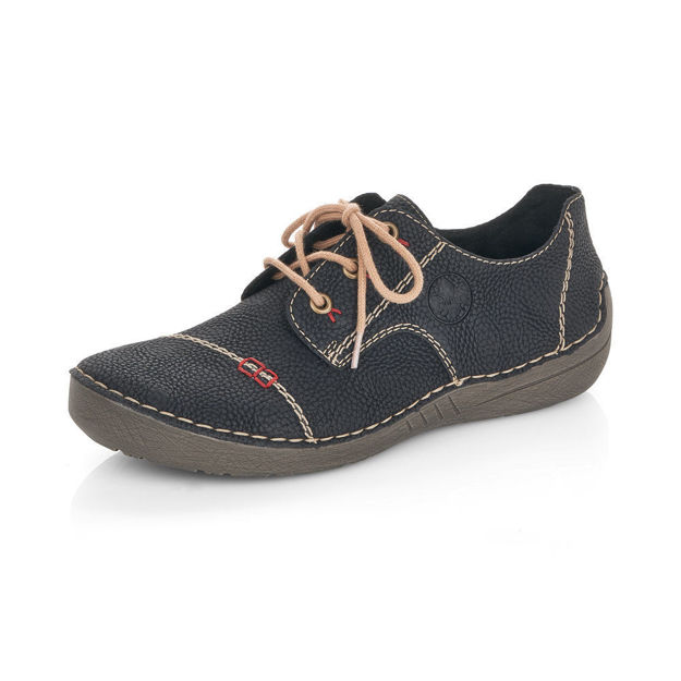Slika Ženske cipele Rieker 52520 black