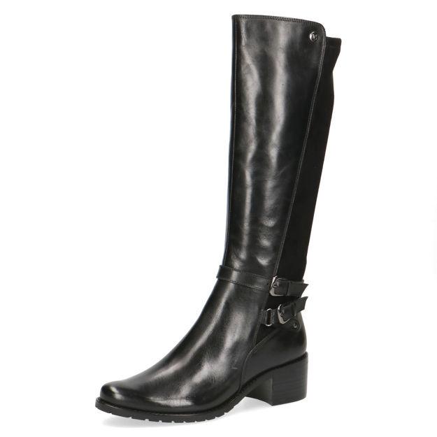 Slika Ženske čizme Caprice 25517 black comb