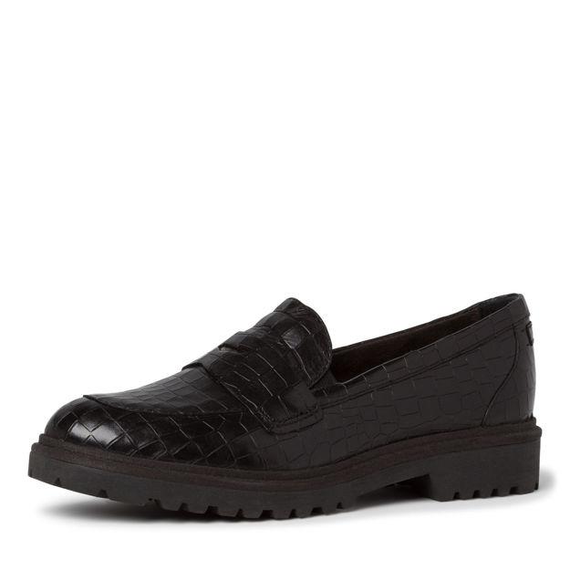 Slika Ženske cipele 24702 black croco