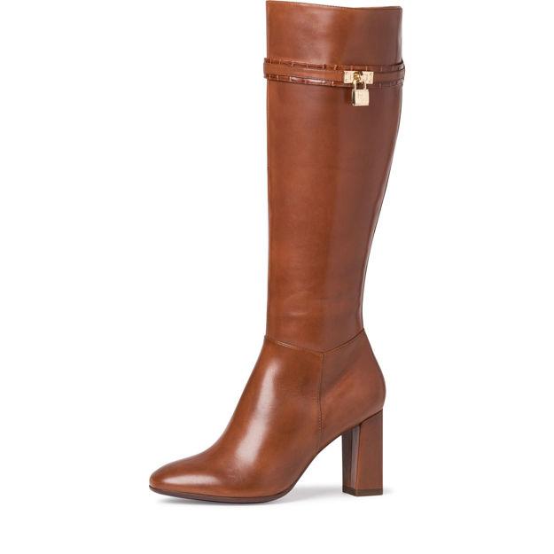 Slika Ženske čizme Tamaris 25502 brandy