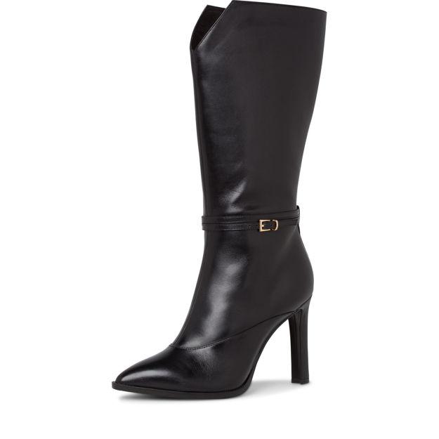 Slika Ženske čizme 25506 black