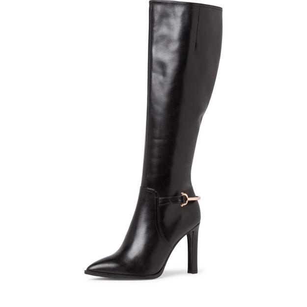 Slika Ženske čizme 25507 black