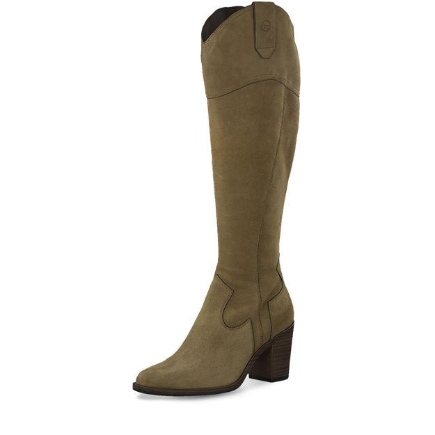 Slika Ženske čizme 25546 taupe