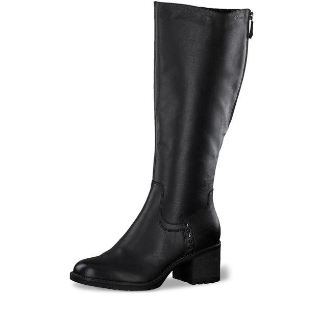 Slika Ženske čizme 25604 black