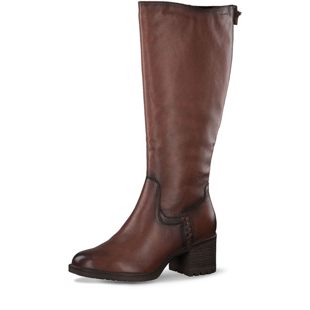 Slika Ženske čizme Tamaris 25604 chestnut