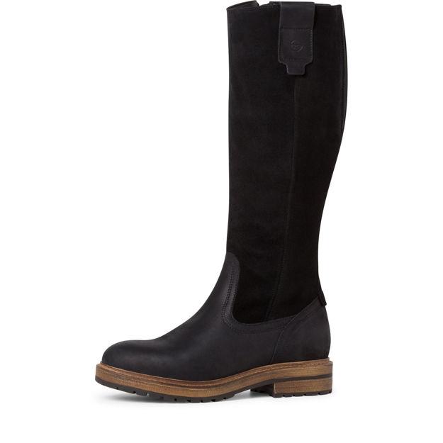 Slika Ženske čizme 26622 black