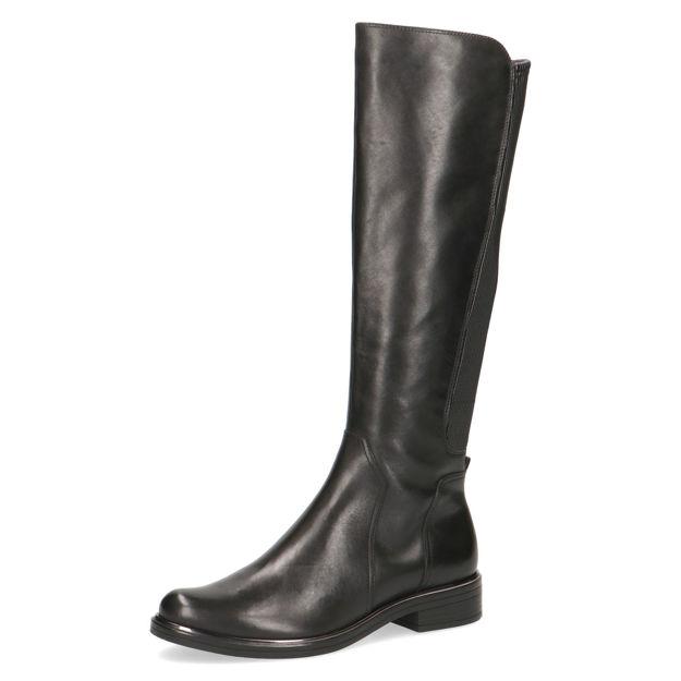 Slika Ženske čizme 25503 black nappa