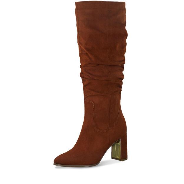 Slika Ženske čizme Tamaris 25523 cinnamon