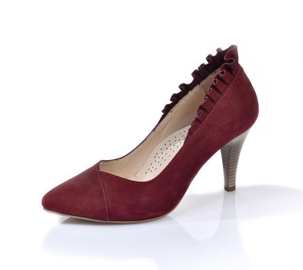 Slika Ženske cipele Tref 2614 bordo