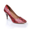 Slika Ženske cipele Tref 1958 red snake