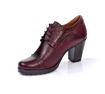 Slika Ženske cipele Tref 2707 bordo