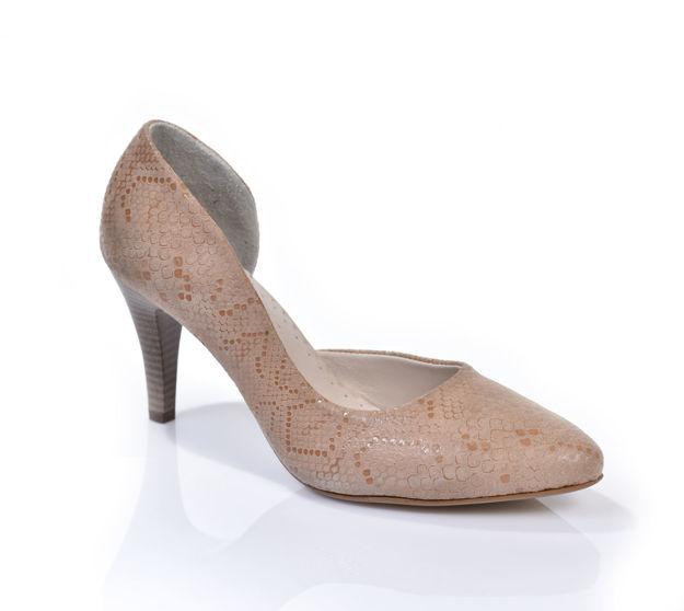 Slika Ženske cipele Tref 1969 bež