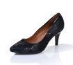 Slika Ženske cipele Tref 1958 black snake