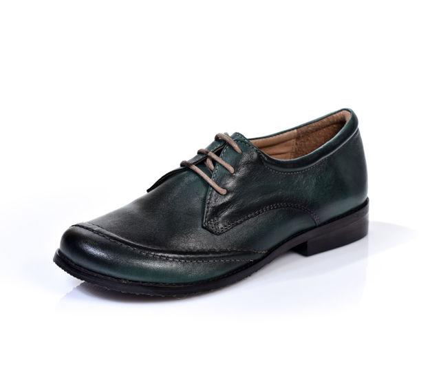 Slika Ženske cipele Tref 1557 zelene