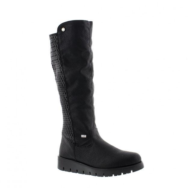 Slika Ženske čizme X2390 crna