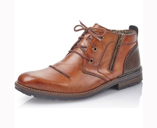 Slika Muške cipele Rieker B1344 braon