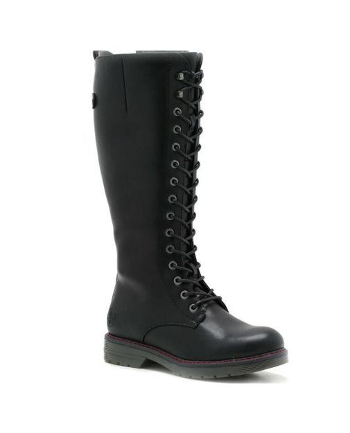 Slika Ženske čizme 90430 crne