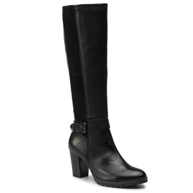 Slika Ženske čizme 25611 black