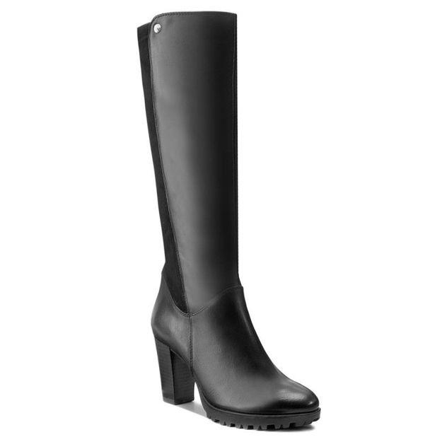 Slika Ženske čizme 25600 crne