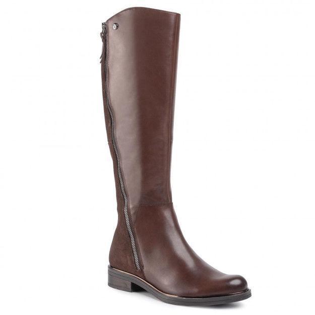 Slika Ženske čizme Caprice 25516 dark brown
