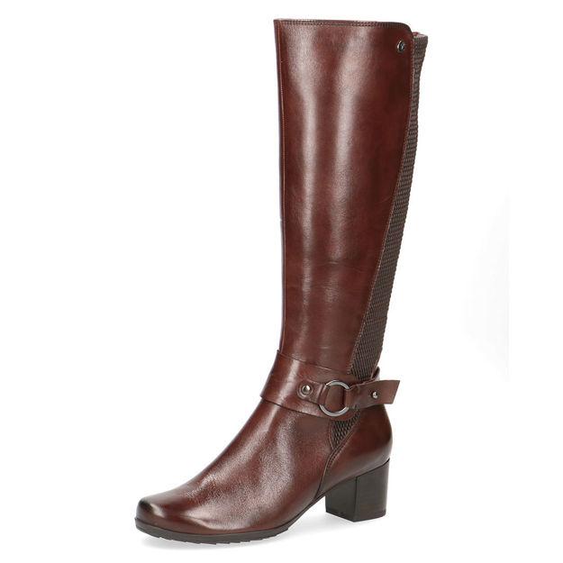Slika Ženske čizme Caprice 25526 dark brown x