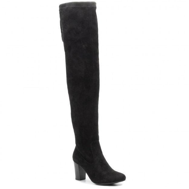 Slika Ženske čizme Caprice 25504 black stretch