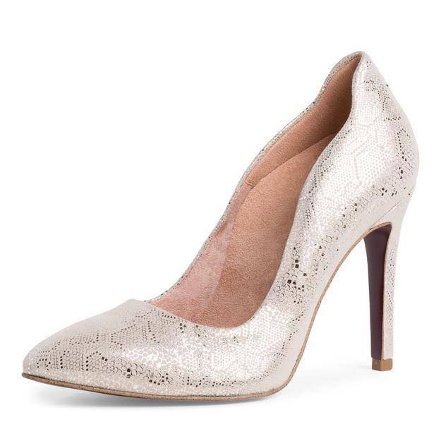 Slika Ženske cipele Tamaris 22400 lt. gold. str.