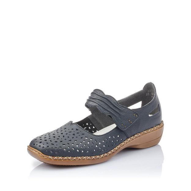 Slika Ženske cipele Rieker 41399 royal