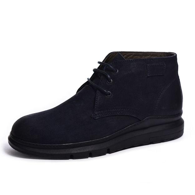 Slika Muške cipele F-2542 teget