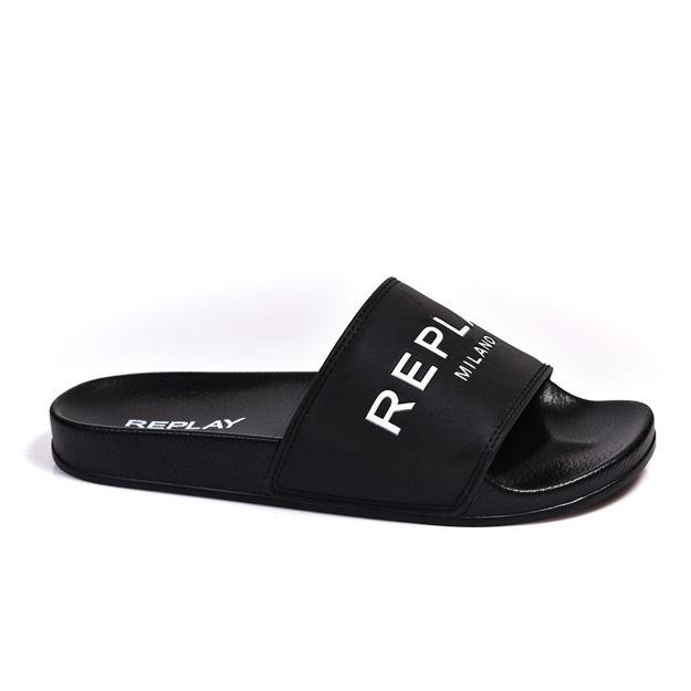 Slika Muške papuče Replay CHILMARK black