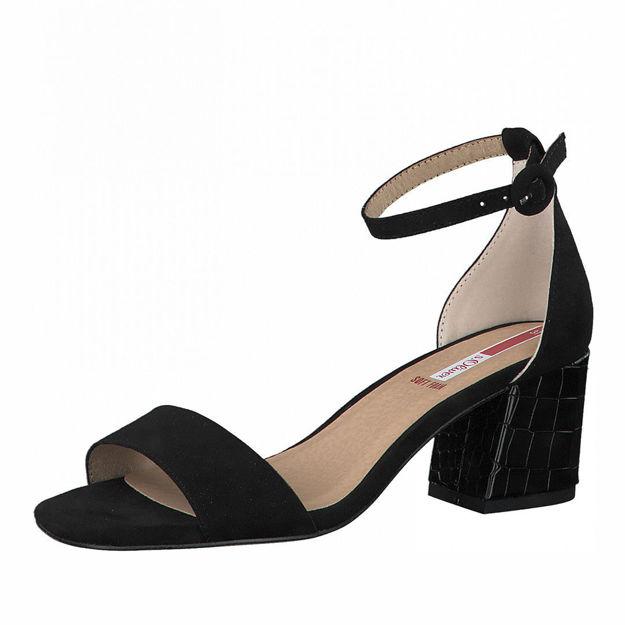Slika Ženske sandale S Oliver 28300 black