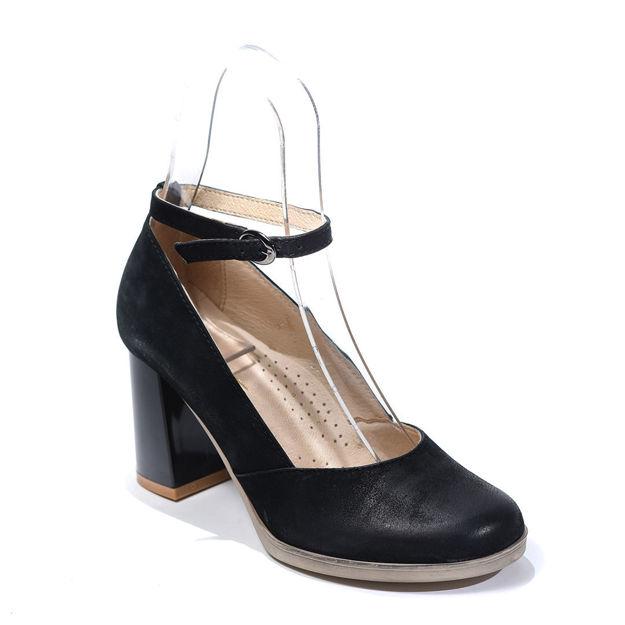 Slika Ženske cipele Tref 2411 crne