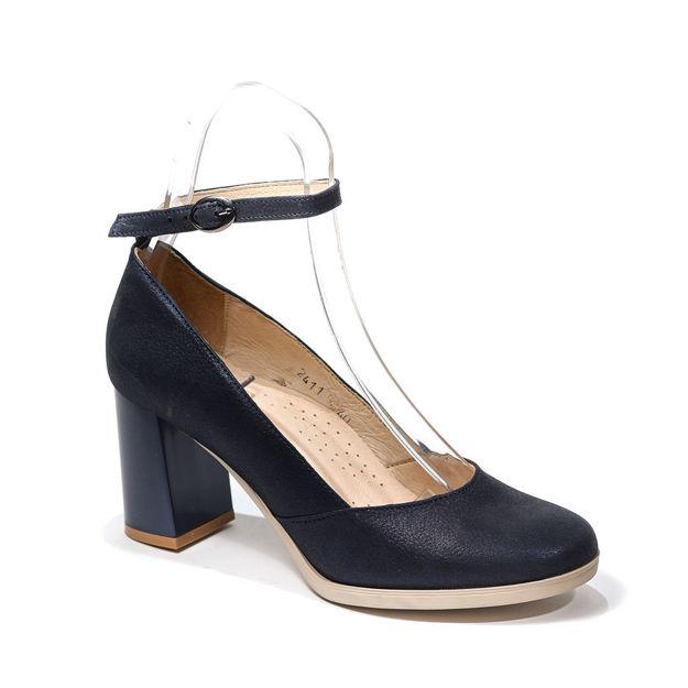 Slika Ženske cipele Tref 2411 teget