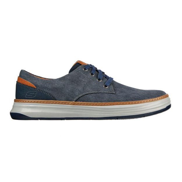Slika Muške cipele SKECHERS MORENO EDERSON Navy