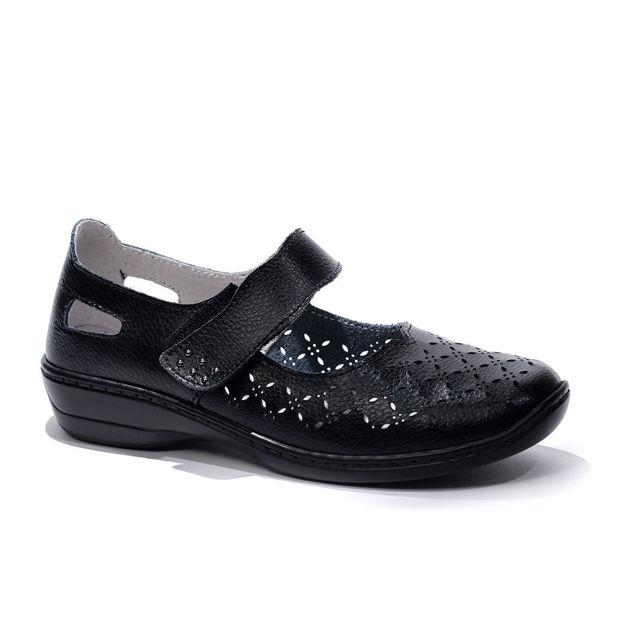 Slika Ženske cipele Cherytime 1702 black