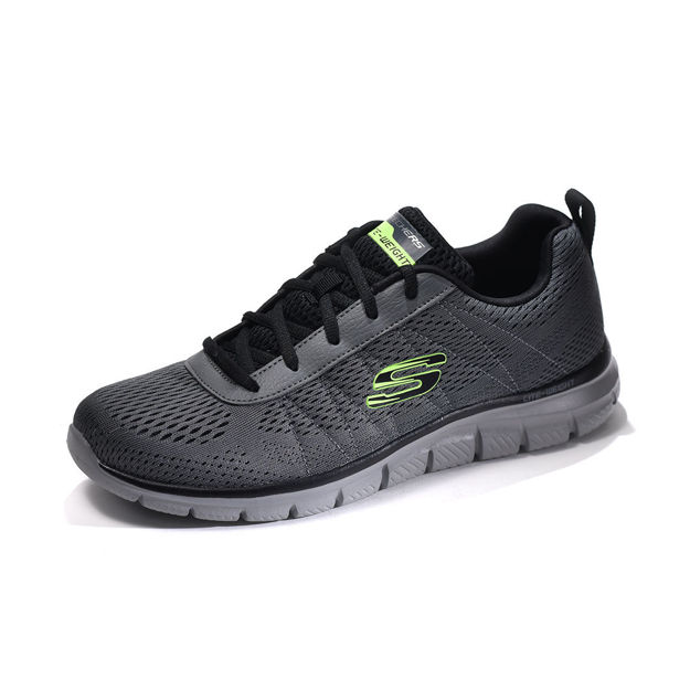 Slika Muške cipele SKECHERS TRACK MOULTON Charcoal
