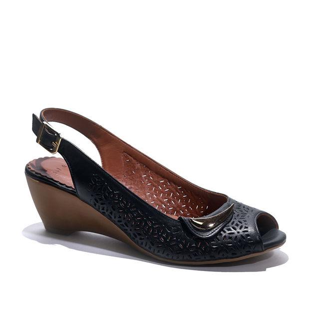 Slika Ženske sandale Tref 367 crne