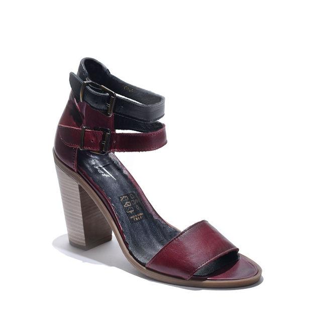 Slika Ženske sandale Tref 2252 bordo