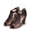 Slika Ženske sandale Tref 2430 bakarna