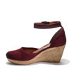 Slika Ženske sandale Tref 2433 bordo