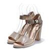 Slika Ženske sandale Tref 2435 zlatne