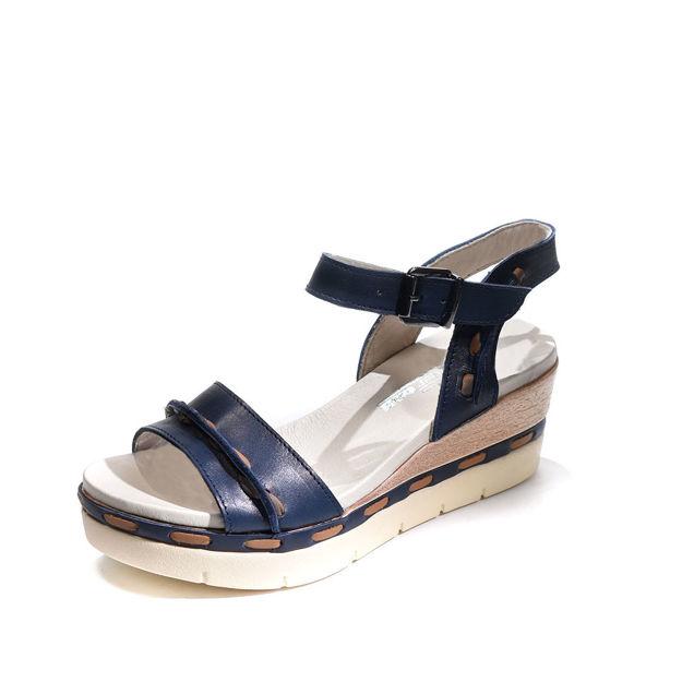 Slika Ženske sandale Tref 2643 teget