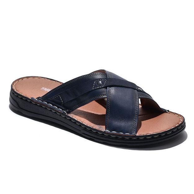 Slika Muške papuče Tref 2696 teget